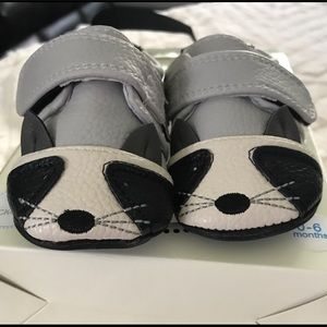 NWT Jack & Lily My Mic Theme Bay Shoes